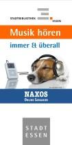 Logo Naxos Music Online Libraries