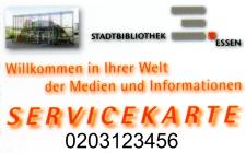 Servicekarte