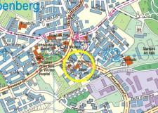Umgebungskarte der Stadtteilbibliothek Stoppenberg
