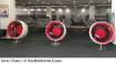 Sonic Chairs in der Zentralbibliothek
