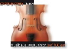 Logo der Musikbibliothek