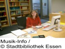 Information der Musikbibliothek
