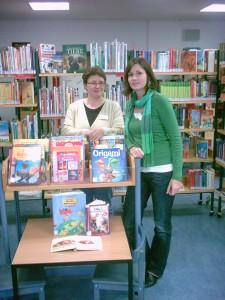 Das Team der Stadtteilbibliothek Holsterhausen