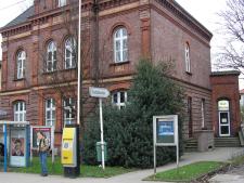 Außenansicht der Stadtteilbibliothek Katernberg