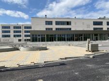 Neubau des Jugendbibliothekszentrums Schonnebeck