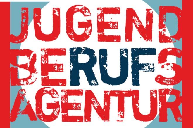 Textmarke / Logo der Jugendberufsagentur