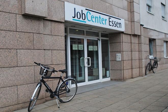 Das JogCenter Süd II in der Friedrichstraße 12