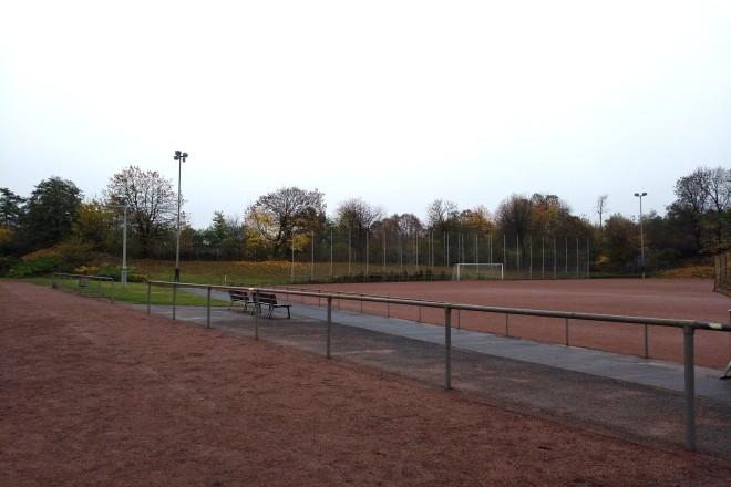 Visualisierung: Gelsenkirchener Straße (ehemaliger Sportplatz Lindenbruch)