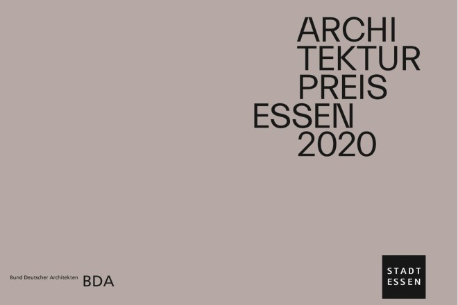 Grafik: Architekturpreis 2020