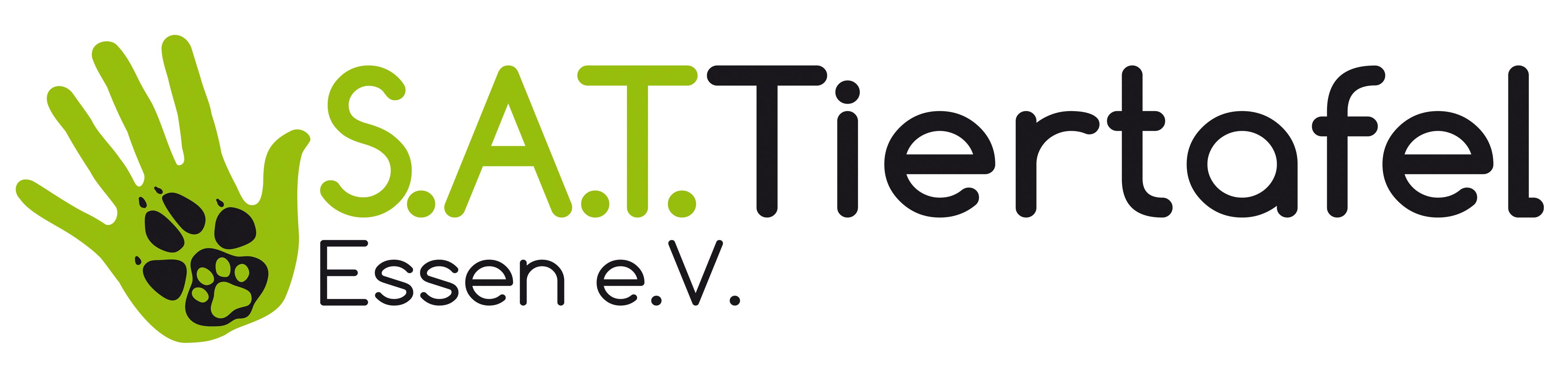 Logo mit Hand- und Pfotenabdruck