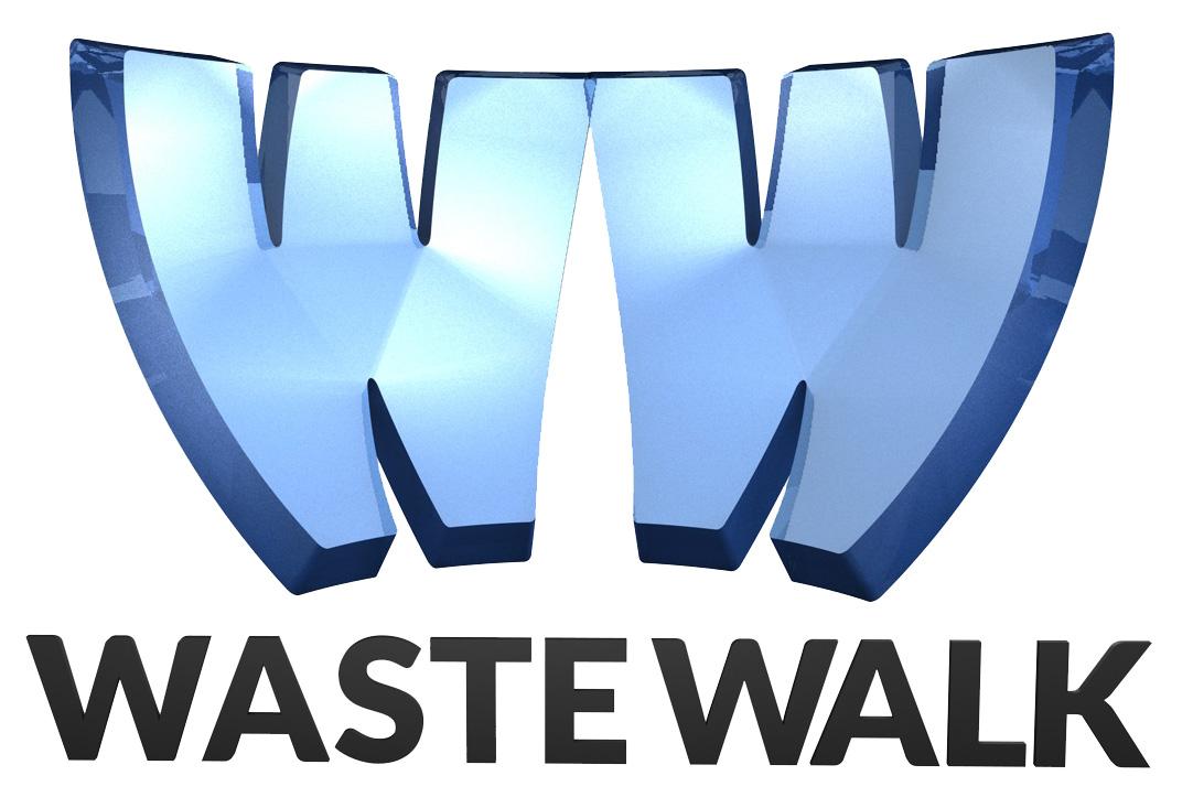 """Logo der Initiative """"Waste Walk"""""""