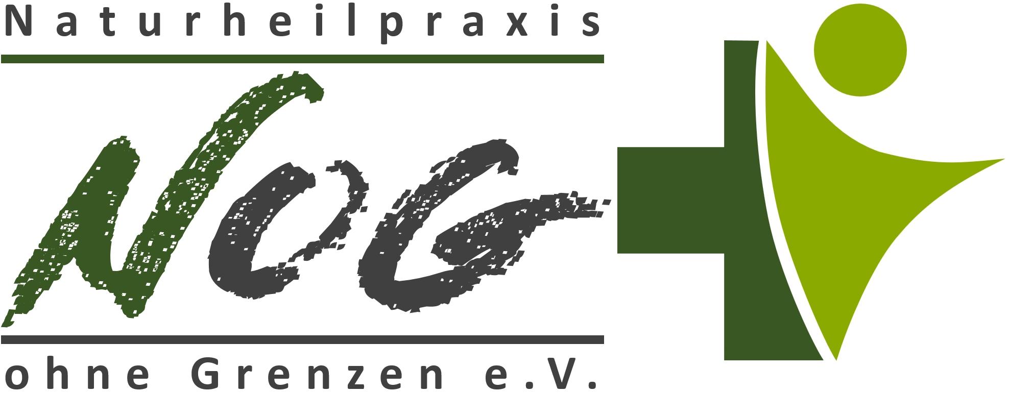 Logo des Vereins Naturheilpraxis ohne Grenzen