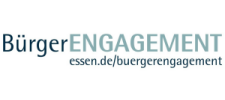 Logo: Internetservice Bürgerengagement in Essen
