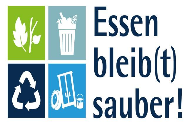 Logo: Essen bleib(t) sauber