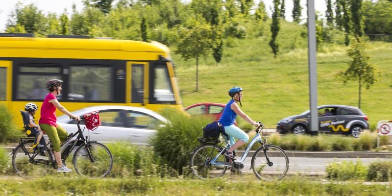 Verkehr in Essen. Foto: Jochen Tack