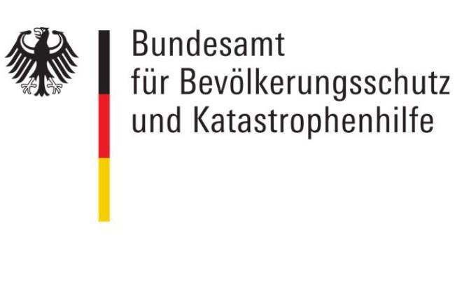Logo des Bundesamts für Bevölkerungsschutz und Katastrophenhilfe