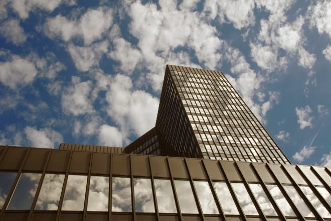 107 Das Essener Rathaus