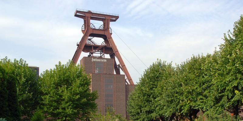 Welterbe Zeche Zollverein