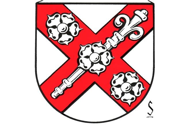 Wappen des Stadtteils Byfang