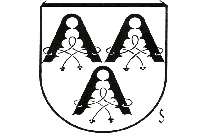 Stadtteilwappen Burgaltendorf
