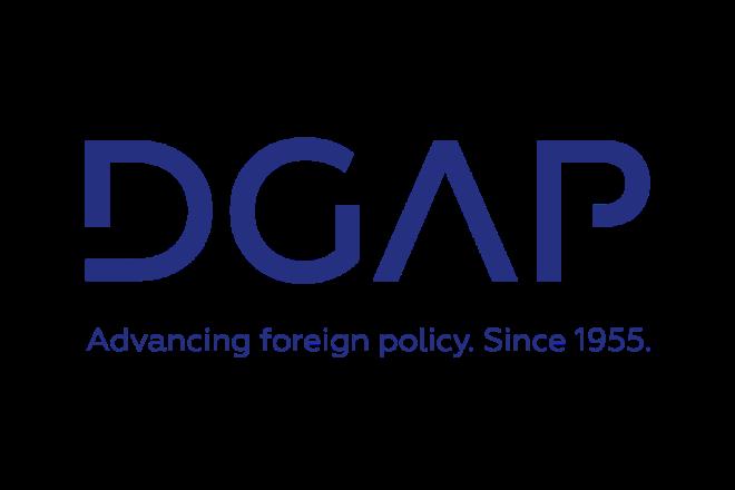 Logo: Schriftzug DGAP