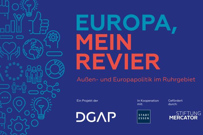 Logo: Titel Projekt DGAP