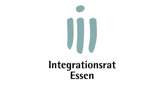 Logo des Integrationsrates der Stadt Essen