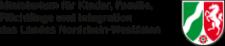Logo des Ministeriums für Kinder, Familie, Flüchtlinge und Integration