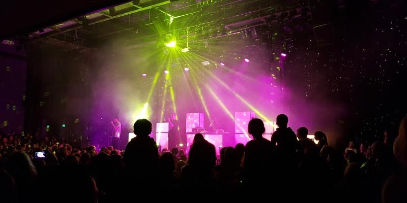 Konzert in der Weststadthalle