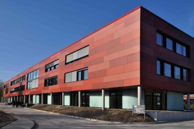 Foto: Gebäude als Beispiel für das Studium Architektur