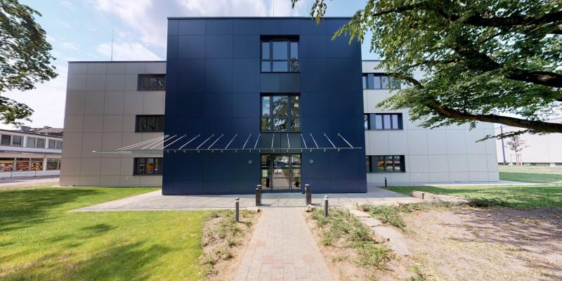 Studieninstitut für kommunale Verwaltung - Erweiterungsbau