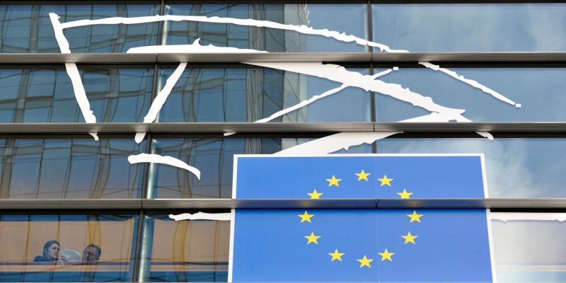 PHS Gebäude Brüssel, Belgien