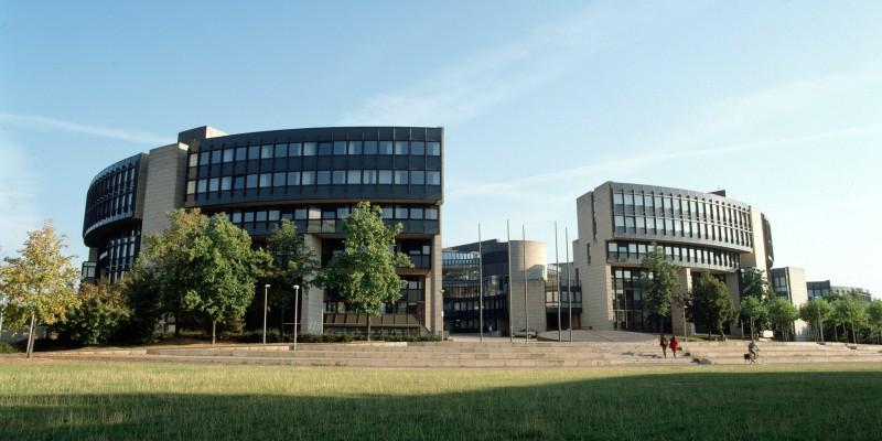 Landtagsgebäude, Fotograf: Bernd Schälte