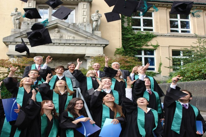 Foto: Abschlussfeier IB-Programm