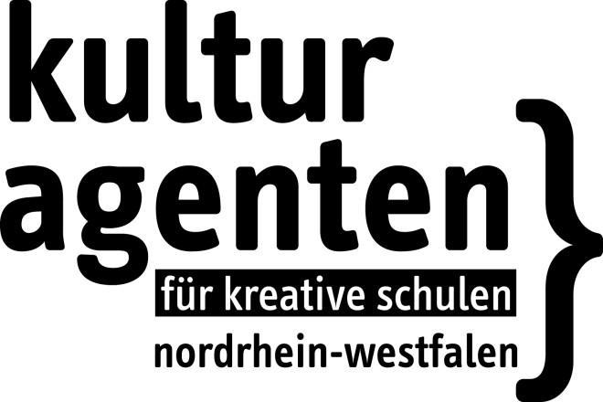 Darstellung des Logos der Kulturagenten NRW