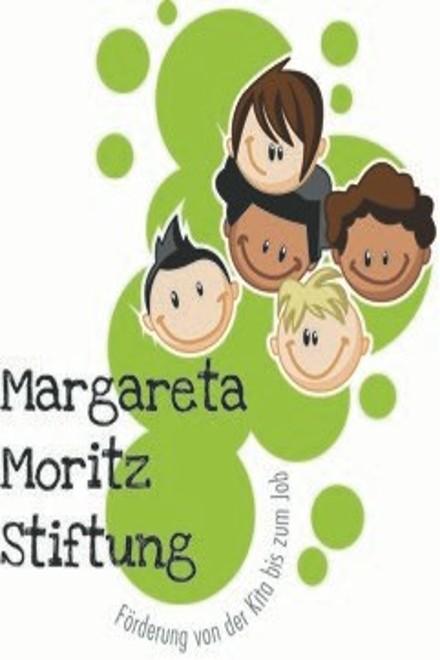 Logo der Margareta Moritz Stiftung