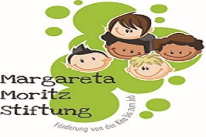 Logo der Margareta Moritz-Stiftung