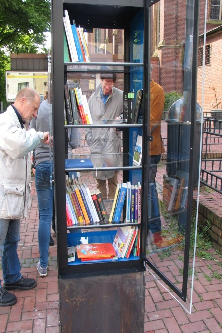 Impressionen zur Eröffung am 23.06.2015 in Holsterhausen