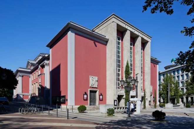 Grillo-Theater Essen - Gebäude