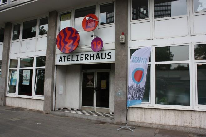 Atelierhaus Schützenbahn 19/21