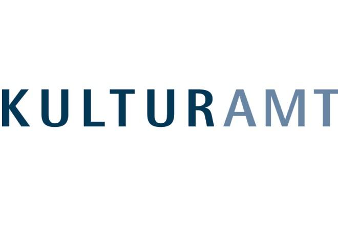 Schriftzug des Logos Stadt Essen Kulturamt