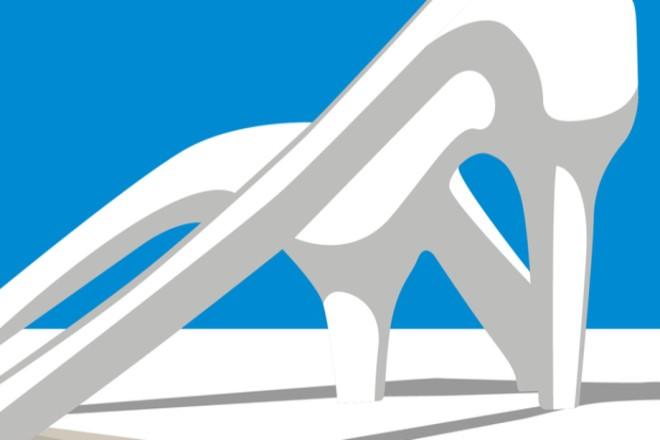 """Logo der Veranstaltungsreihe """"Kunstbaden"""""""