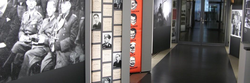 Foto: Blick in die historische Dauerausstellung
