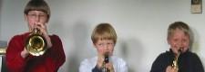 Musikschule DIE MUSIKMACHER und Deutscher Tonkünstlerverband Essen: INSTRUMENTENKARRUSSELL mit Grundschülern 2004