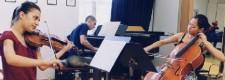 Kammermusikensemble an der Folkwang Universität der Künste