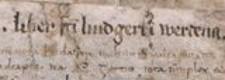 Seite aus der Musica enchiriadis, dem ältesten Dokument mehrstimmiger Musik