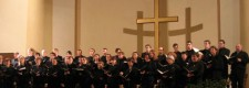 Passionskonzert der Essener Kantorei unter Eckhard Manz 2005 in der Kreuzeskirche