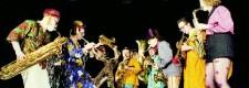 Tuba libre, das beliebte Blasorchester der VHS Essen 2005