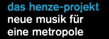 Programmbuch zum Henze-Projekt mit Chronik und Werkverzeichnis von Karin Dietrich, entleihbar in der Stadtbibliothek Essen