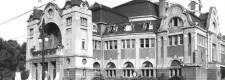 Der 1904 erbaute Saalbau im Jahre 1938